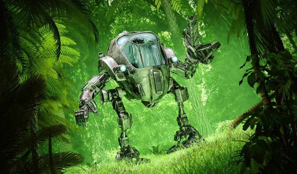 Robotics Jungle